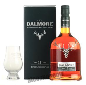 Dalmore 15 years виски Далмор 15 лет