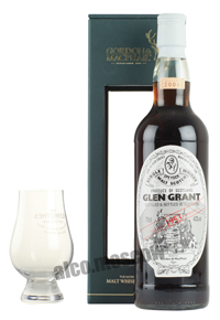 Glen Grant 1953 виски Глен Грант 1953 года