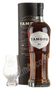 Tamdhu 10 years old виски Тамду 10 лет