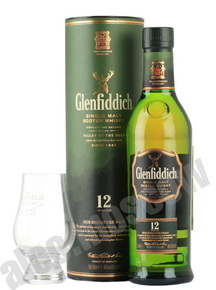 Glenfiddich 12 years old 500 ml виски Гленфиддик 12 лет 0.5 л