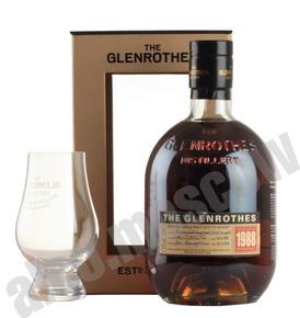 Glenrothes Spyside 1988 виски Гленротс Спейсайд 1988 года