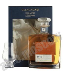 Glencadam 1982 виски Гленкадам 1982 года 30 лет