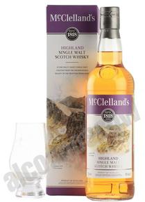 McClellands Highland виски Макклелландс Хайленд