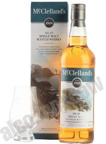 McClellands Islay виски Макклелландс Айла