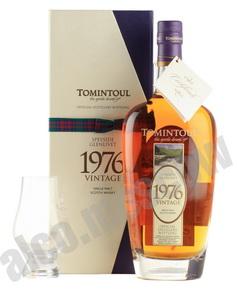 Tomintoul Vintage 0,7l Виски Томинтоул Винтаж 1976г. 36 лет 0,7л в п/у