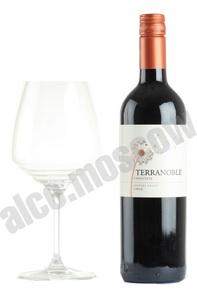 Santa Camila Terranoble Carmenere чилийское вино Терранобле Карминер
