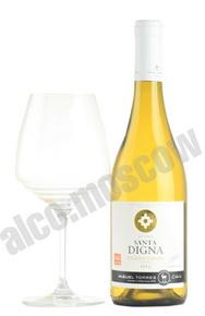 Miguel Torres Santa Digna Chardonnay чилийское вино Мигель Торрес Санта Дигна Шардоне