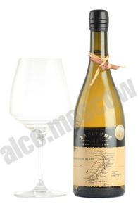 Latitude 4 Sauvignon Blanc новозеландское вино Латитюд 41 Совиньон Блан