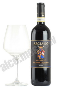 Argiano Brunello Di Montalcino Итальянское Вино Арджиано Брунелло Ди Монтальчино