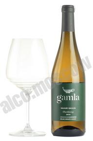 Gamla Chardonnay 2014 израильское вино Гамла Шардонне 2014