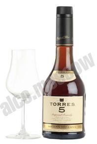 Torres 5 years бренди Торрес 5 лет