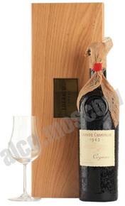 Lheraud Grande Champagne 1943 0,7l Коньяк Леро Гранд Шампань 1943 года 0,7л