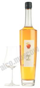 Ликер Леро Яблоко на Коньяке Ликер Pomme Au Cognac