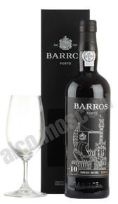 Barros 10 years old Портвейн Баррос 10 лет
