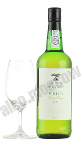 Quinta De La Rosa White портвейн Кинта Де Ля Роса Вайт