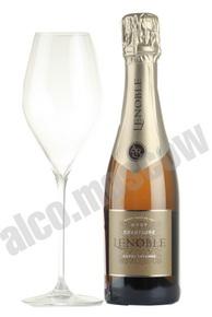 Lenoble Cuvee Intense Brut шампанское Ленобль Кюве Интенс Брют 0.375л