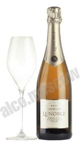 Lenoble Grand Cru Blanc de Blancs шампанское Ленобль Гран Крю Блан де Блан