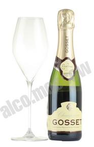 Gosset Brut Excellence шампанское Госсе Экселанс Брют