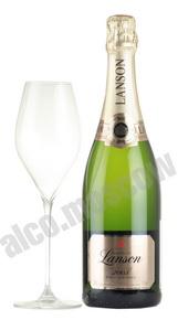 Lanson Gold Label Brut Vintage 2005 г шампанское Лансон Голд Лейбл Брют Винтаж 2005 п/у