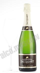 CHAMPAGNE JACQUART DEMI-SEC MOSAIQUE 0,75l Шампань Жакарт Деми-Сек Мозаик 0,75л