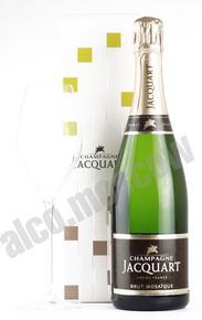 CHAMPAGNE JACQUART BRUT MOSAIQUE 0,375l Шампань Жакарт Брют Мозаик 0,375л