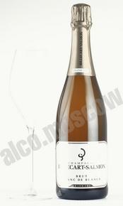 Billecart-Salmon Blanc de Blancs Grand Cru шампанское Билькар Сальмон Блан де Блан Гранд Крю