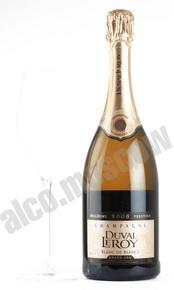 Duval-Leroy Brut Blanc de Blancs 0,75l Шампанское Дюваль-Леруа Брют Блан де Блан 0,75л