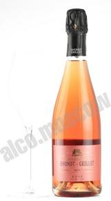 Шампанское Донт-Грелле Брют Розе Примиер Крю 0,75л