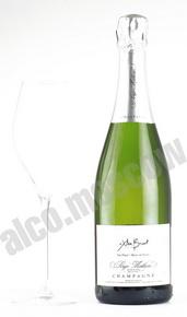 Шампанское Серж Матье Экстра Брют АОС/АОР 0,75л