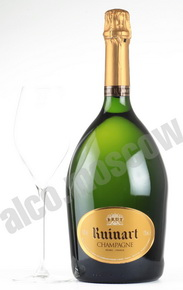 Ruinart Blanc de Blancs шампанское Рюинар Блан де Блан