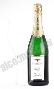 Шампанское Клостер Эбербах Рислинг Сект 0,75л