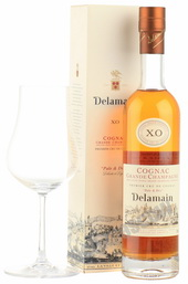 Delamain Grand Champagne Pale & Dry XO коньяк Деламен Гран Шампань Пейл энд Драй ИКСО