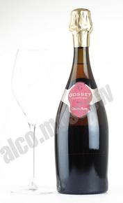 Gosset Brut Grand Rose шампанское Госсе Брют Гран Розе