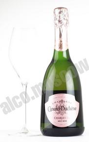 Canard-Duchene Charles VII in tube шампанское Канар-Дюшен Шарль VII в тубе
