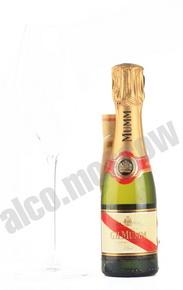 Mumm Cordon Rouge шампанское Мумм Кордон Руж 0.375л