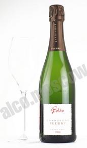 Шампанское Флери Миллезимэ Экстра Брют 0,75л
