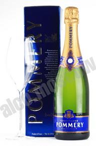 Pommery Brut Royal шампанское Поммери Брют Ройял