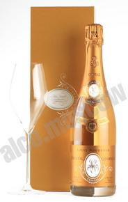 Louis Roederer Cristal 2007 gift box шампанское Луи Родерер Кристал 2007 п/у