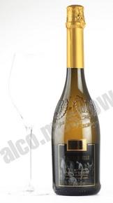 Mastro Binelli Brut шампанское Мастро Бинелли Брют