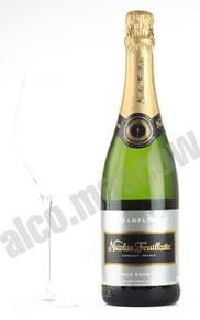 Nicolas Feuillatte Brut Extrem шампанское Николя Фейят Брют Экстрем