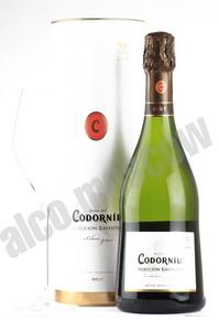 Codorniu Seleccion Raventos Brut шампанское Кодорнью Селексьон Равентос Брют