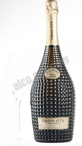 Nicolas Feuillatte Palmes D`Or Brut 1998 шампанское Николя Фюят Пальм Д`Ор Брют 1998