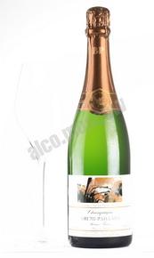 Шампанское Шампань Брюно Пайар Блан де Блан 0,75л