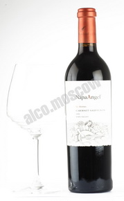 Montes Napa Angel Aurelios Selection Cabernet Sauvignon американское вино Напа Энджел Аурелиос Селекшн Каберне Совиньон