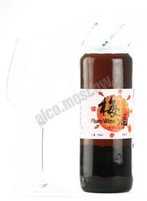 Ningbo Plum китайское вино Нингбо Сливовое
