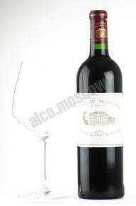 Chateau Margaux 2003 Французское вино Шато Марго 2003