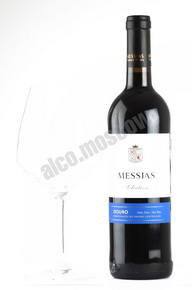 Messias Selection DOC Douro 2011 португальское вино Месиаш Селектьон ДОК Дору 2011