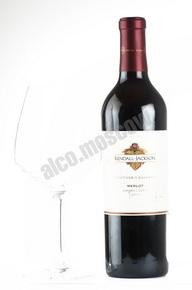 Kendall-Jackson Vintner`s Reserve Merlot 2011 вино Кендал-Джексон Винтнерс Резерв Мерло 2011