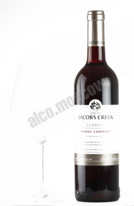 Jacobs Creek Shiraz Cabernet Classic Вино Джейкобс Крик Классик Шираз Каберне