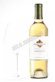 Kendall-Jackson Vintners Reserve Sauvignon Blanc 2012 американское вино Кендалл-Джексон Винтнерс Резерв Совиньон Блан 2012